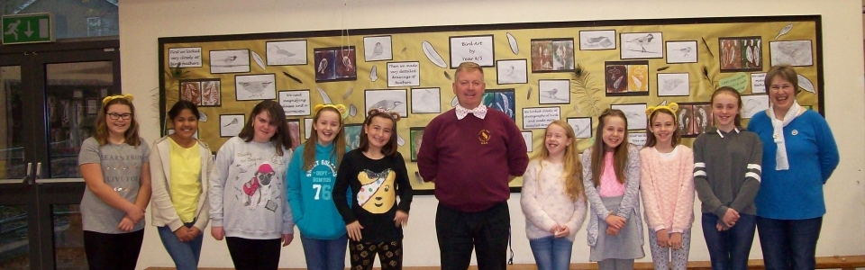 Children in Need - Mr H.